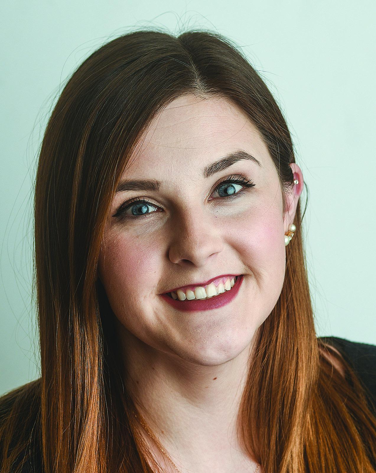 Anna Guizerix : Managing Editor